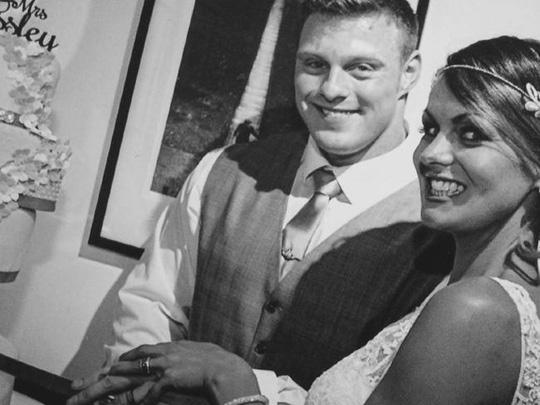 Cô dâu mới cưới tử vong vì căn bệnh hiếm gặp - 2