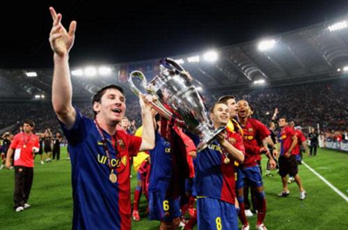 2 năm liền ăn ba, Messi sẽ vượt Guardiola và Cruyff - 2