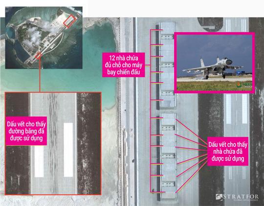 Việt Nam phản ứng việc TQ đưa máy bay ra Hoàng Sa - 2