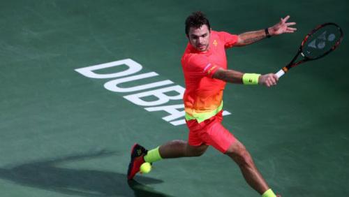 Dubai ngày 4: Nước mắt Djokovic, nụ cười Wawrinka - 2