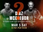 """Thể thao - """"Gã điên"""" UFC chơi liều nhảy 2 hạng cân đấu đối thủ"""