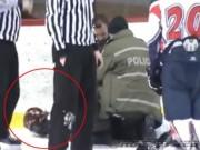Thể thao - Cầu thủ bị tống giam vì nhổ nước bọt, tẩn trọng tài