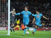 """Bóng đá - Nhà thông thái Messi: """"Lười"""" nhất nhưng cực nguy hiểm"""