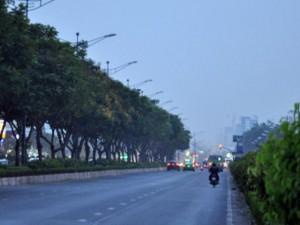 Tin tức trong ngày - Sài Gòn chìm trong sương mù