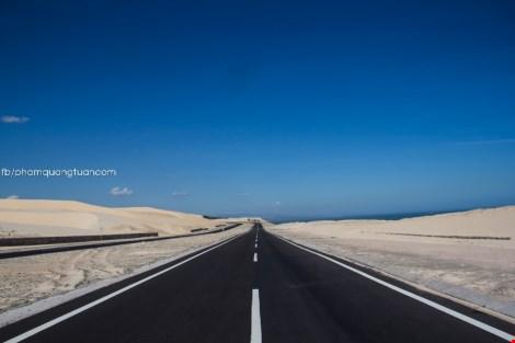 Đã mắt chiêm ngưỡng bộ ảnh đường biển đẹp nhất Việt Nam - 4
