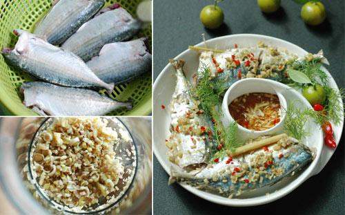 Cá hấp sả ớt thơm cay cho bữa cơm gia đình - 2