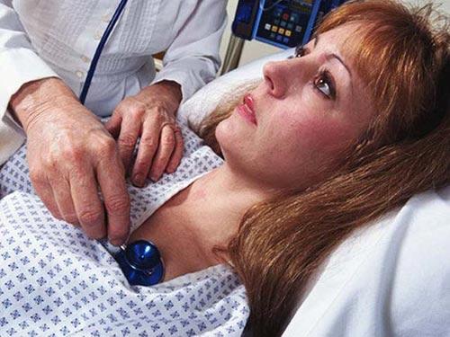 Rối loạn lo âu và bệnh tim ở nữ giới - 1