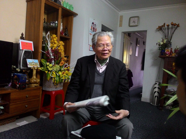 Hà Nội: Dân không chịu di dời dù nhà chờ sập - 3