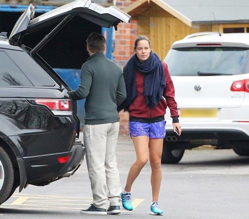 Schweinsteiger chấn thương dai dẳng vì mỹ nhân tennis? - 6