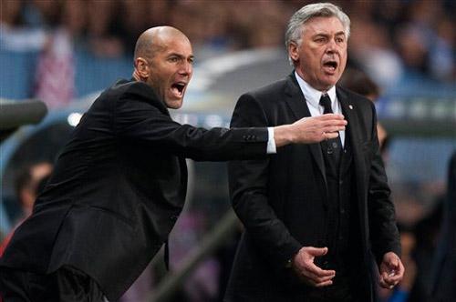 """Real Madrid: Zidane có tài nhưng chưa """"quái"""" - 2"""