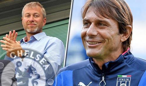 Tới Chelsea, Conte được cấp 150 triệu bảng mua sắm - 2