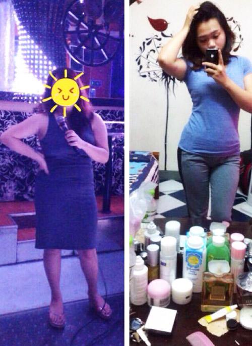 Bà mẹ Nam Định bật mí cách giảm 15kg chỉ trong 30 ngày - 3