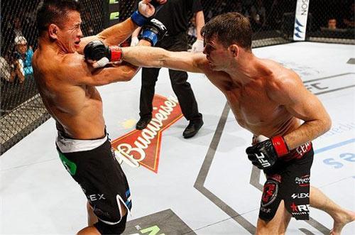 """Huyền thoại UFC quyết chiến """"kẻ thù"""" Cung Lê - 2"""