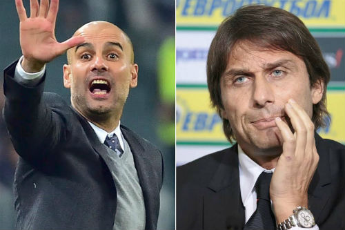 """TIẾT LỘ: Lương Conte ở Chelsea chỉ là """"muỗi"""" so với Pep - 1"""