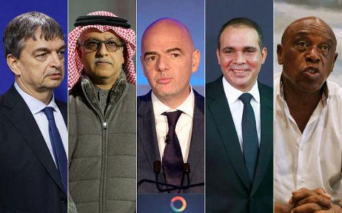 """Bầu chủ tịch FIFA: Infantino - """"Vua"""" mới bóng đá thế giới - 3"""
