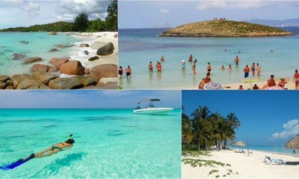 Thỏa mãn với danh sách 10 bãi biển đẹp nhất TG năm 2016 - 1