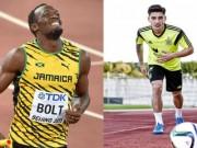 Thể thao - Usain Bolt phủ nhận kỉ lục bứt tốc của SAO Arsenal