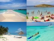 Du lịch - Thỏa mãn với danh sách 10 bãi biển đẹp nhất TG năm 2016