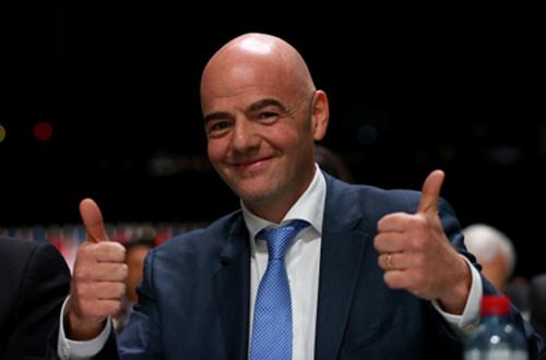 """Bầu chủ tịch FIFA: Infantino - """"Vua"""" mới bóng đá thế giới - 2"""