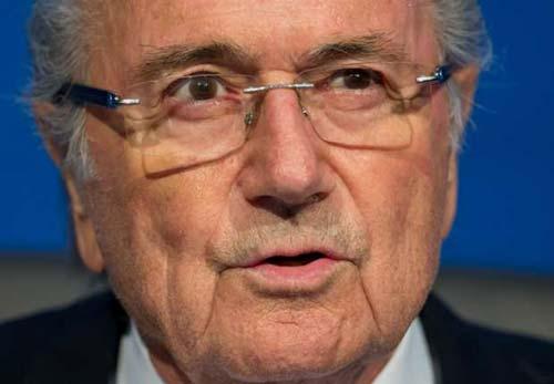 Blatter vẫn nhận mình là chủ tịch FIFA - 1