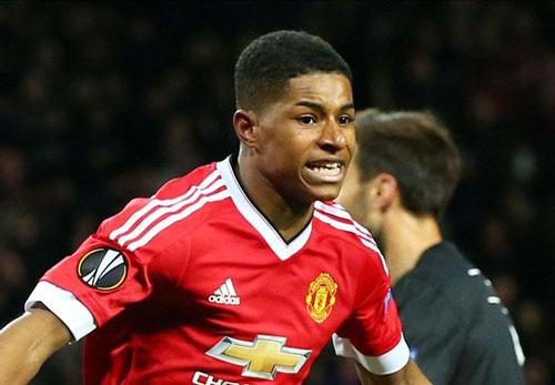 Rực sáng, Rashford gia nhập CLB đặc biệt có Rooney, CR7 - 1