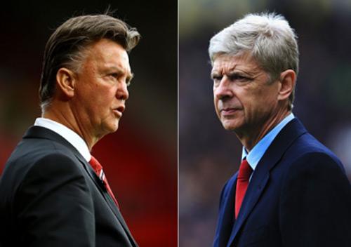 """Đọ đội hình MU – Arsenal: """"Pháo thủ"""" thắng """"Quỷ đỏ"""" - 1"""