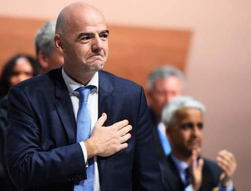 """Bầu chủ tịch FIFA: Infantino - """"Vua"""" mới bóng đá thế giới - 1"""