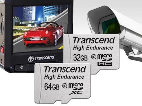 Transcend ra mắt thẻ nhớ chuyên dùng cho camera hành trình - 1