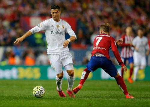 Real Madrid – Atletico Madrid: Đại chiến 2 trường phái - 1