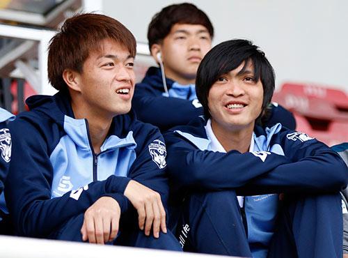 """Tuấn Anh trước cơ hội """"tung hoành"""" ở J-League 2 - 1"""
