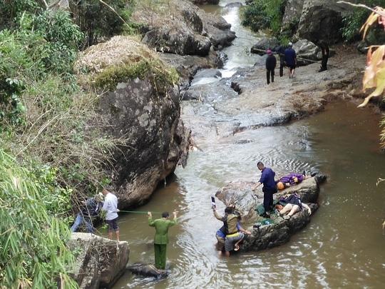 3 du khách Anh tử nạn ở Đà Lạt không đi chui - 1