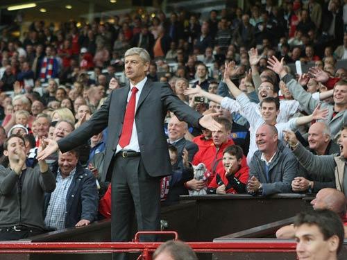 Van Gaal - Wenger: Không có chỗ cho người già - 3