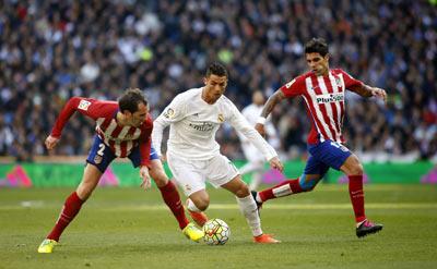 Chi tiết Real Madrid – Atletico: Cú đấm duy nhất (KT) - 5