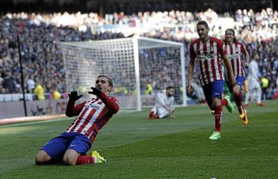 Chi tiết Real Madrid – Atletico: Cú đấm duy nhất (KT) - 6