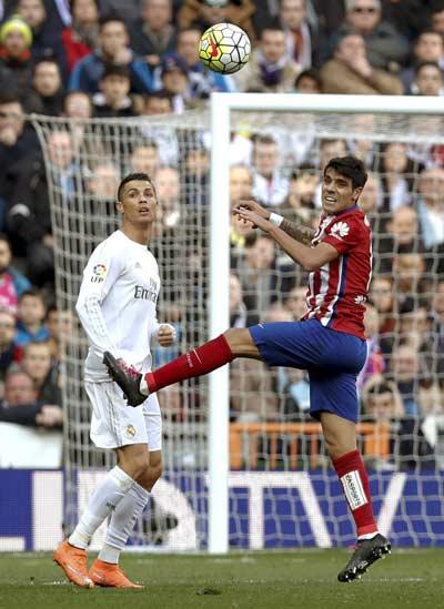 Chi tiết Real Madrid – Atletico: Cú đấm duy nhất (KT) - 7