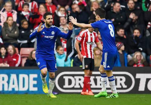 Southampton - Chelsea: Kịch tính 15 phút cuối - 1