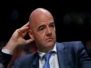"""Bóng đá - Bầu chủ tịch FIFA: Infantino - """"Vua"""" mới bóng đá thế giới"""