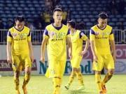 Bóng đá - Sôi động V-League 27/2: SLNA lại bại, Than.QN hạ HN.T&T