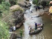 Tin tức trong ngày - Lãnh sự quán Anh thị sát Datanla, nơi 3 người Anh tử nạn