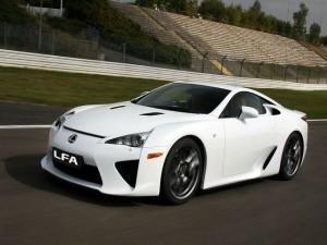 Lexus chưa xác nhận thời gian phát triển mẫu thay thế Lexus LFA