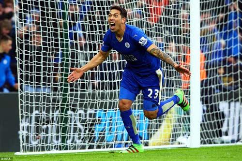 Leicester City - Norwich: Người hùng từ ghế dự bị - 1
