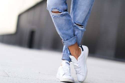 Nếu trót mê những đôi giày trắng, đừng quên 4 điều này! - 8