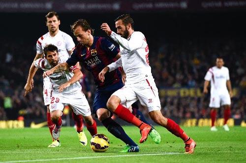 Barca – Sevilla: Khi chiến thắng thành thói quen - 2