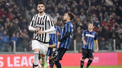 Juventus – Inter Milan: Lời khẳng định của nhà vua - 1