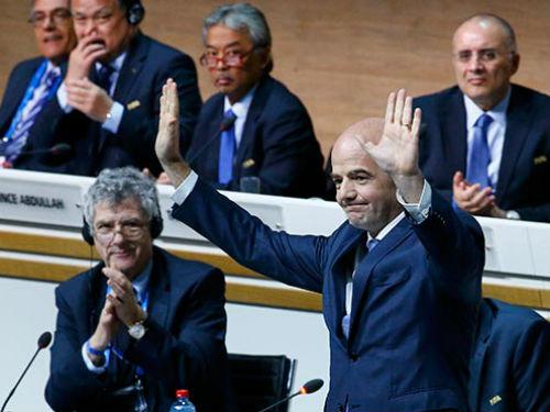 Tân chủ tịch FIFA: Bản sao của Sepp Blatter - 1