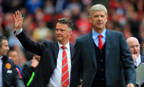 Chi tiết MU - Arsenal: Tấn công trong vô vọng (KT) - 14