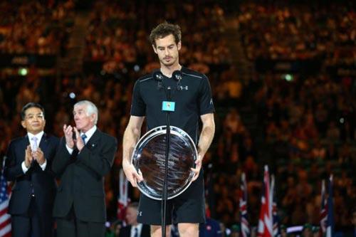 Tin thể thao HOT 28/2: Murray muốn 3 Grand Slam và HCV Olympic - 1