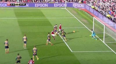 Chi tiết MU - Arsenal: Tấn công trong vô vọng (KT) - 5