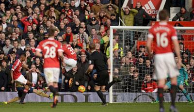Chi tiết MU - Arsenal: Tấn công trong vô vọng (KT) - 4
