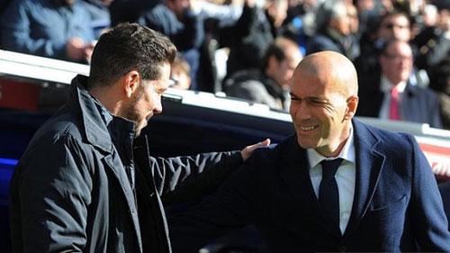 """Real: """"Cừu non"""" Zidane, """"tí hon"""" Ronaldo - 1"""
